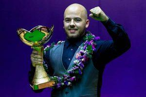 Лука Бресель победитель финала China Championship 2017