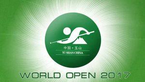 Snooker World Open 2017