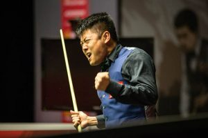 Liang Wenbo 147 maximum break