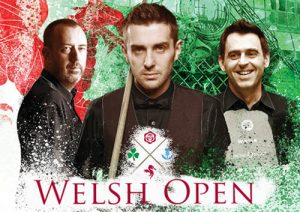 Welsh Open 2018 snooker