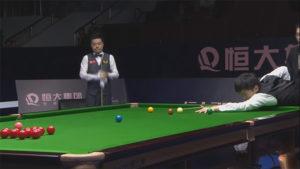 Ding Junhui vs. Yuan Sijun