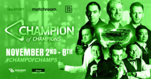 Snooker Champion of Champions 2020 - смотреть онлайн!
